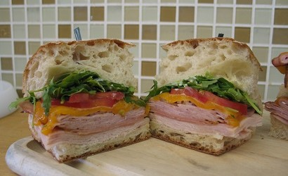 Featured Sandwich: The Club